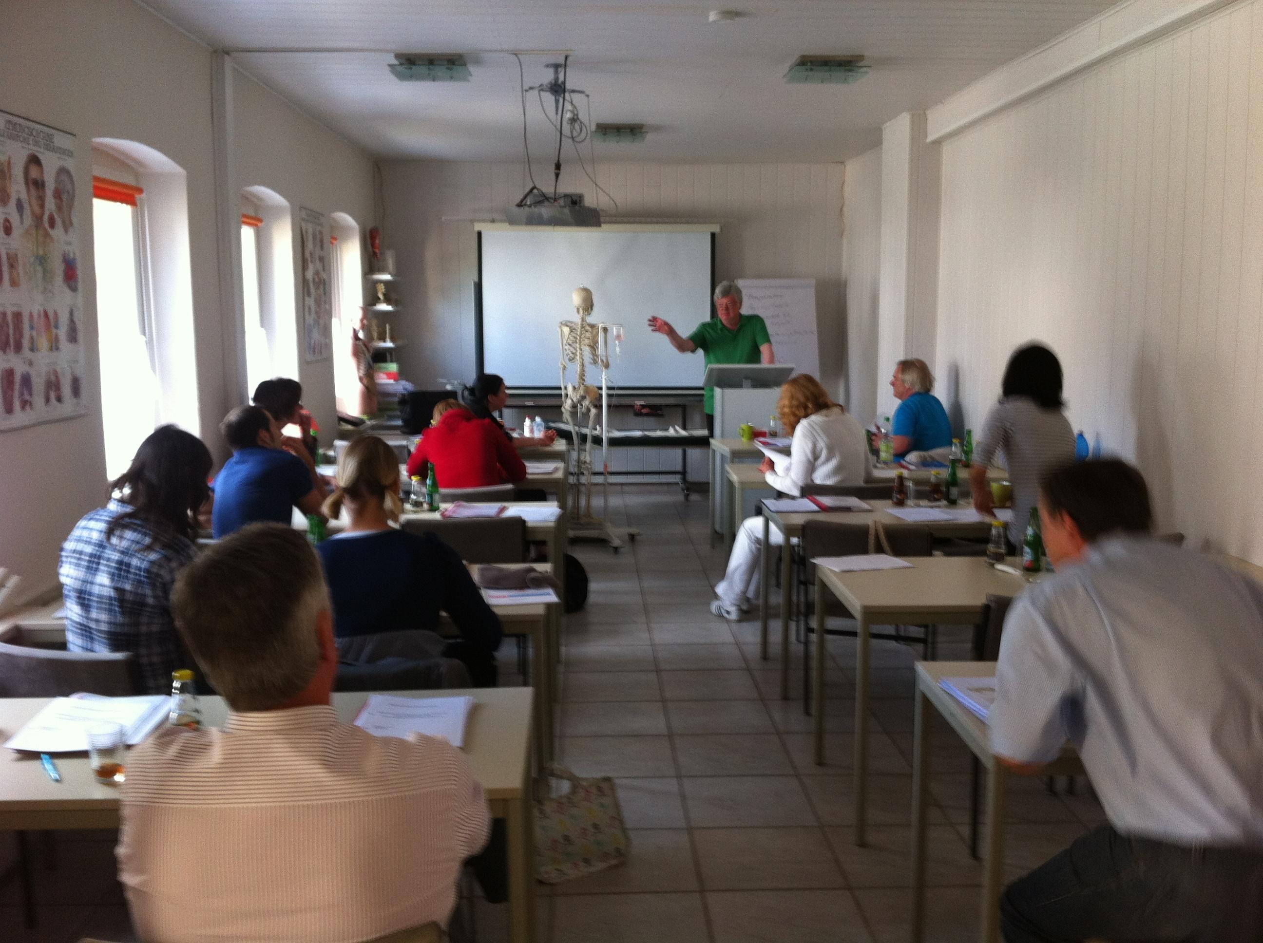 TheoretischerUnterricht/Seminar